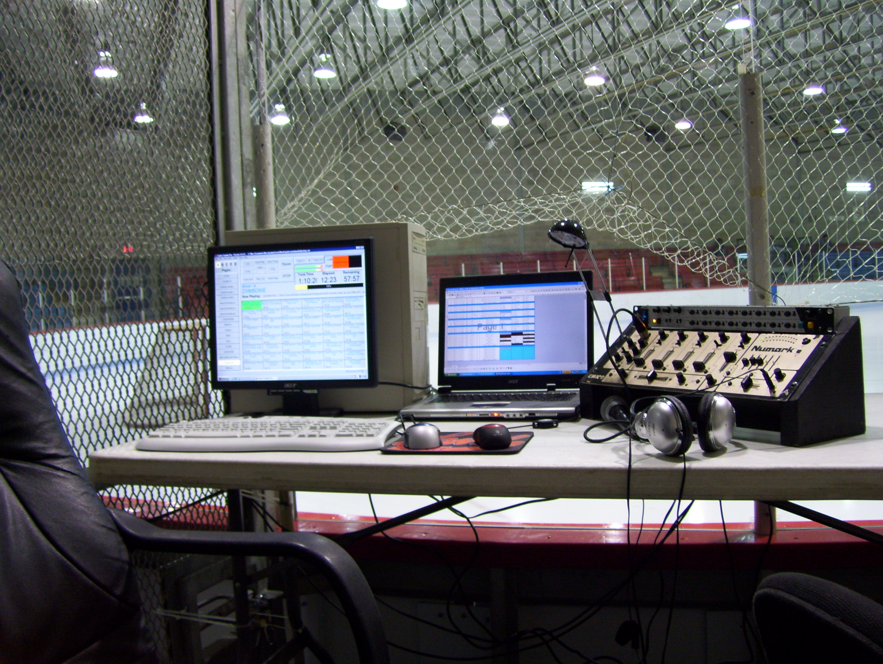 Sports Sounds Pro In Action